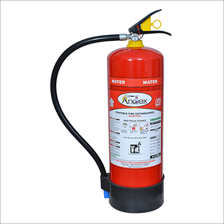 Water Base CO2 Fire Extinguishers